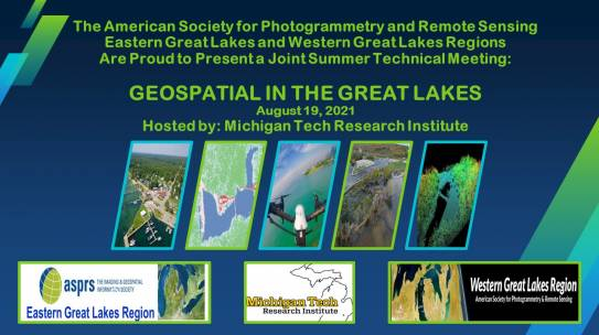 EGLR WGLR Joint Summer Technical Meeting: Geospatial in the Great Lakes